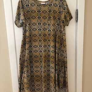 A Carly dress